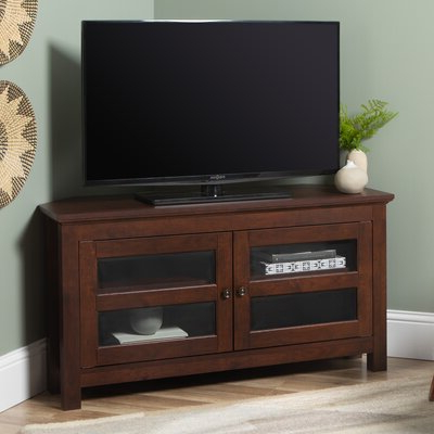 """2017 40 49 Inch Tv Stands & Entertainment Centers You'll Love Throughout Lionel Corner Tv Stands For Tvs Up To 48"""" (View 4 of 10)"""