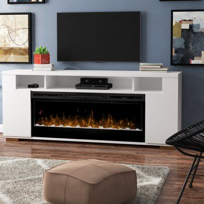 """2017 Chrissy Tv Stands For Tvs Up To 75"""" For Brayden Studio Barnett Tv Stand For Tvs Up To 75 Inches (View 5 of 10)"""