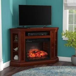 """2017 Neilsen Tv Stands For Tvs Up To 50"""" With Fireplace Included Throughout Raya Tv Stand For Tvs Up To 70"""" With Fireplace Included (View 4 of 10)"""