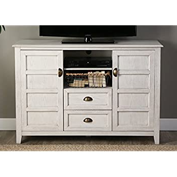 2018 Amazon: Walker Edison Rustic Farmhouse Universal Stand In Martin Svensson Home Barn Door Tv Stands In Multiple Finishes (View 6 of 10)