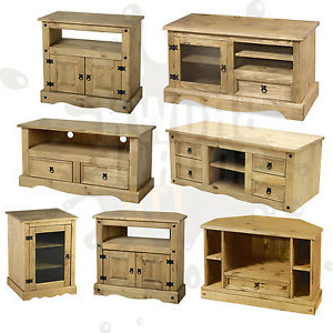 2018 Corona Tv Stand Living Room Furniture Solid Wood Mexican Throughout Corona Tv Stands (View 10 of 10)