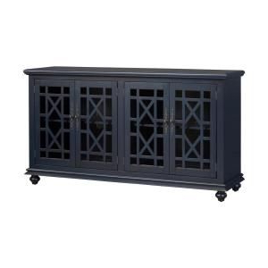 2018 Martin Svensson Home Elegant Tv Stands In Multiple Finishes Within Martin Svensson Home Elegant Teal Glass Tv Stand Fits Tvs (View 1 of 10)