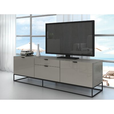 """2018 Orren Ellis Mcmullan Tv Stand For Tvs Up To 78"""" & Reviews With Tenley Tv Stands For Tvs Up To 78"""" (View 9 of 10)"""