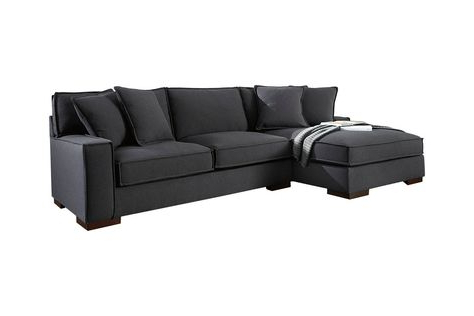 2pc Burland Contemporary Chaise Sectional Sofas Inside Recent Gamaliel 2 Piece Sectional With Chaise (View 10 of 10)