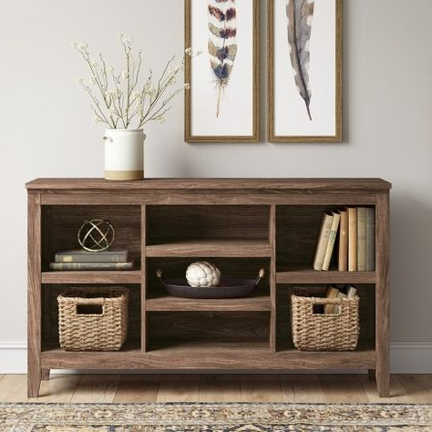 "32"" Carson Horizontal Bookcase – Threshold™ (View 7 of 10)"