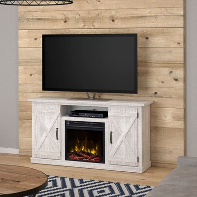 """50 Inch Tv Tv Stands & Entertainment Centers You'll Love Pertaining To Recent Virginia Tv Stands For Tvs Up To 50"""" (View 10 of 10)"""