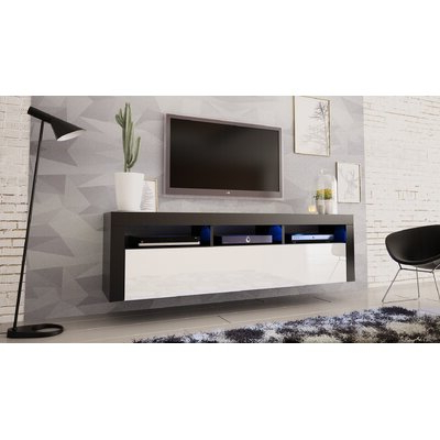 """Aaliyah Floating Tv Stands For Tvs Up To 50"""" Throughout Preferred 70 Inch And Larger Floating Tv Stands You'll Love In  (View 3 of 10)"""