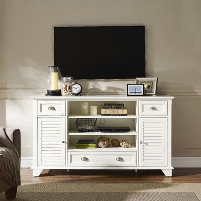 """Adayah Tv Stands For Tvs Up To 60"""" Inside Popular Three Posts™ Hunterstown Tv Stand For Tvs Up To  (View 8 of 10)"""