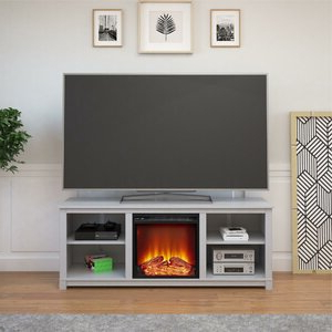 """Alcott Hill® Gaither Tv Stand For Tvs Up To 65"""" With Intended For Most Recent Rickard Tv Stands For Tvs Up To 65"""" With Fireplace Included (View 9 of 10)"""