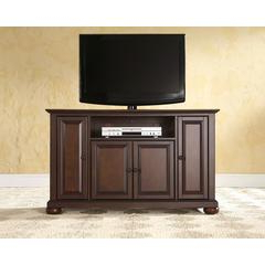 """Alexandria Corner Tv Stands For Tvs Up To 48"""" Mahogany With Best And Newest 44"""" White Wash Wood Tv Stand (View 6 of 10)"""