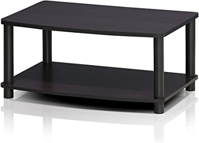 Amazon: Furinno Turn N Tube No Tools 2 Tier Elevated Throughout Well Known Furinno 2 Tier Elevated Tv Stands (View 4 of 10)