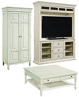 Amazon: Homcom Leaning Ladder Bookcase/entertainment In Newest Tiva White Ladder Tv Stands (View 6 of 10)