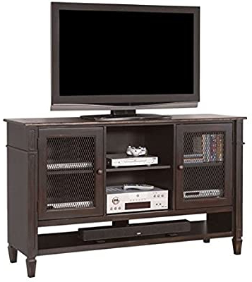 Amazon: Homcom Leaning Ladder Bookcase/entertainment Pertaining To Preferred Tiva White Ladder Tv Stands (View 7 of 10)