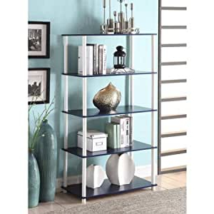 Amazon: Mainstays No Tools Assembly 8 Cube Shelving For Most Up To Date Mainstays Payton View Tv Stands With 2 Bins (View 5 of 10)