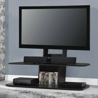 Ameriwood Home Galaxy Tv Stand With Mount For Tvs Up To 65 Within Preferred Bromley Black Wide Tv Stands (View 10 of 10)