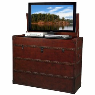 """Antiquity Tv Stand For Tvs Up To 50tvliftcabinet, Inc Pertaining To Fashionable Tracy Tv Stands For Tvs Up To 50"""" (View 9 of 10)"""