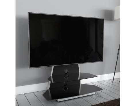 """Avf Options Stkl900a Stack Tv Stand For Up To 65"""" Tvs Intended For Fashionable Betton Tv Stands For Tvs Up To 65"""" (View 9 of 10)"""