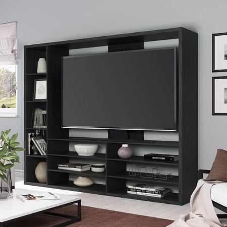 """Baba Tv Stands For Tvs Up To 55"""" Inside 2017 Mainstays Entertainment Center For Tvs Up To 55"""", Ideal Tv (View 5 of 10)"""