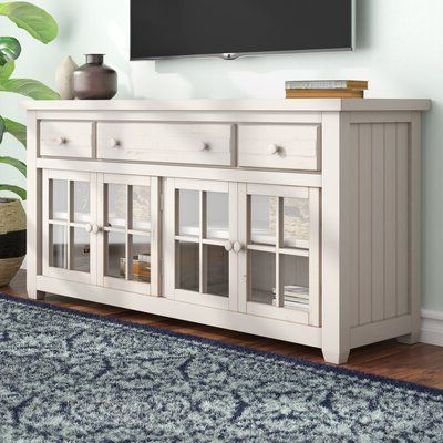 """Beachcrest Home Kyela Tv Stand For Tvs Up To 75"""" In 2021 Within Famous Chrissy Tv Stands For Tvs Up To 75"""" (View 9 of 10)"""