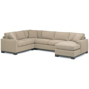 Best And Newest 2pc Maddox Left Arm Facing Sectional Sofas With Chaise Brown Pertaining To Mccreary Sectional Sofa Mccreary Sleeper Sectional Saddle (View 6 of 10)
