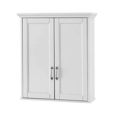 """Best And Newest Bathroom Wall Cabinets – Bathroom Cabinets & Storage – The Intended For Del Mar 50"""" Corner Tv Stands White And Gray (View 8 of 10)"""