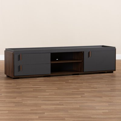 """Best And Newest Brayden Studio® Paramonos Tv Stand For Tvs Up To 78 Inside Tenley Tv Stands For Tvs Up To 78"""" (View 2 of 10)"""
