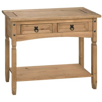 Best And Newest Corona 2dwr Console With Shelf – Low Cost Furniture Direct Inside Cambourne Tv Stands (View 10 of 10)