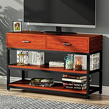 Best And Newest Martin Svensson Home Barn Door Tv Stands In Multiple Finishes With Regard To Amazon: Rustic Country Antiqued Black/pine Panel Tv (View 1 of 10)
