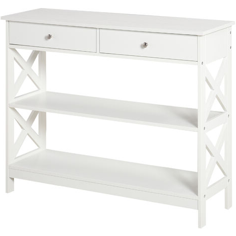 Best Price Console Shelf Pertaining To Favorite Boahaus Dakota Tv Stands With 7 Open Shelves (View 9 of 10)