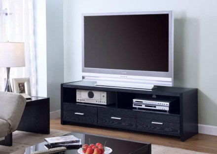 Black Tv Console 700645 – 1stopbedrooms (View 2 of 10)