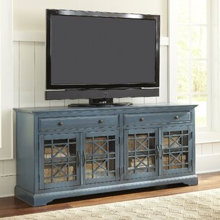 Blue Tv Stands You'll Love (View 5 of 10)