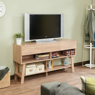 """# Bridgeman Solid Wood Tv Stand For Tvs Up To 75loon In Popular Chrissy Tv Stands For Tvs Up To 75"""" (View 7 of 10)"""