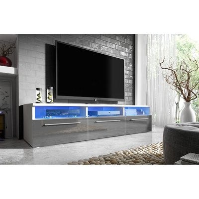 """Brigner Tv Stands For Tvs Up To 65"""" With Regard To Well Known 65 Inch Tv Stands (View 7 of 10)"""