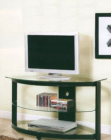 Bromley Black Wide Tv Stands In Well Known Black Tv Stand Co  (View 5 of 10)