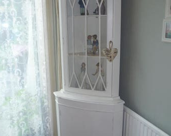 Bromley Blue Tv Stands In Most Current Corner Cabinet (View 6 of 10)