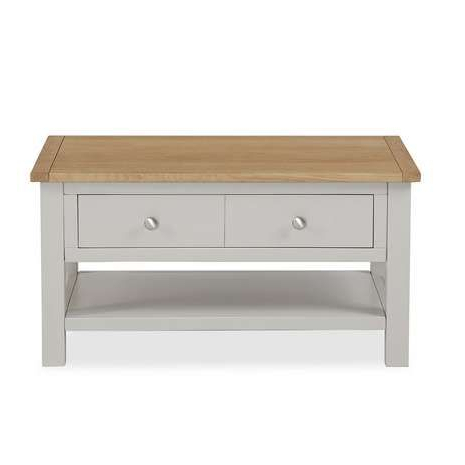 Bromley Grey Coffee Table (View 1 of 10)