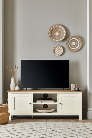 Buy Malvern Wide Tv Stand From The Next Uk Online Shop With Fashionable Copen Wide Tv Stands (View 7 of 10)