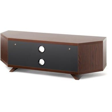 """Buy Techlink Dl115dosg Dual Corner Tv Stand For Up To 55 Pertaining To Widely Used Baba Tv Stands For Tvs Up To 55"""" (View 9 of 10)"""