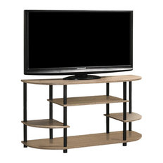 Canyon Oak Tv Stands With Best And Newest 50 Most Popular Entertainment Centers And Tv Stands For (View 4 of 10)