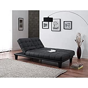 Celine Sectional Futon Sofas With Storage Camel Faux Leather Regarding Most Current Chaise Lounges Archives (View 7 of 10)