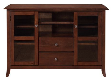 Copen Wide Tv Stands Throughout Most Current Collins 54 Inches Wide X 36 Inches High Tall Tv Stand In (View 9 of 10)