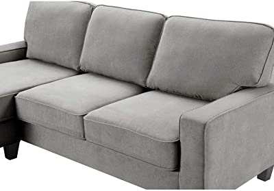 Copenhagen Reclining Sectional Sofas With Left Storage Chaise Regarding Most Up To Date Amazon: Serta Copenhagen Reclining Sectional With Left (View 2 of 10)