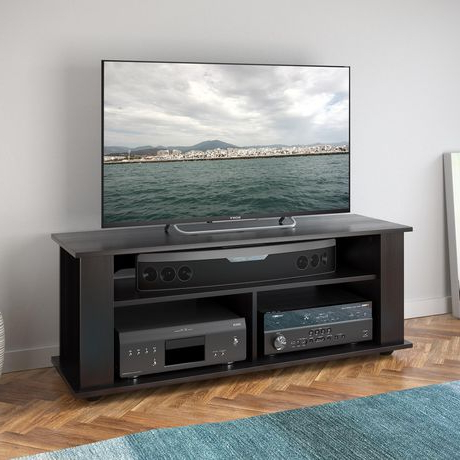 """Corliving Bakersfield Tv Stand, For Tvs Up To 55 Inside Well Known Spellman Tv Stands For Tvs Up To 55"""" (View 3 of 10)"""
