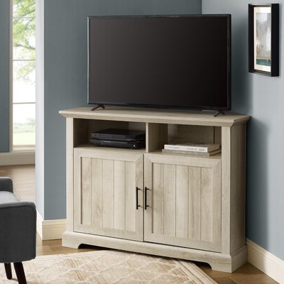 Corner Tall Tv Stands & Entertainment Centers You'll Love Regarding Recent Corner Entertainment Tv Stands (View 4 of 10)