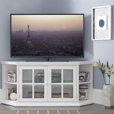 Corner Tv, Corner Tv In Sidmouth Oak Corner Tv Stands (View 8 of 10)