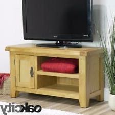Cotswold Cream Tv Stands Inside Famous Small Oak Tv Stand (View 2 of 10)