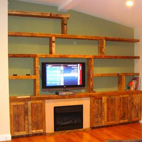 Custom Tv Stands (View 2 of 10)