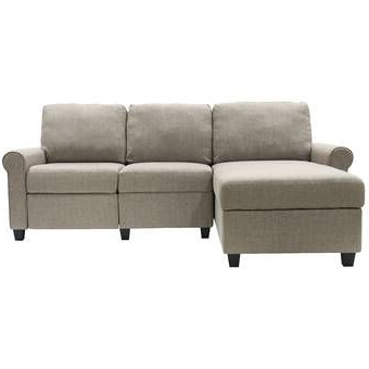 Daria Right Hand Facing Modular Sectional With Ottoman With Regard To Best And Newest Copenhagen Reclining Sectional Sofas With Left Storage Chaise (View 5 of 10)