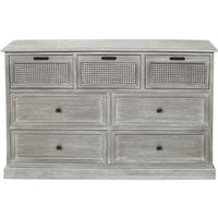 Dunelm 5054077927222 Lucy Cane Grey Corner Tv Stand Slate For Most Popular Bromley Slate Tv Stands (View 8 of 10)