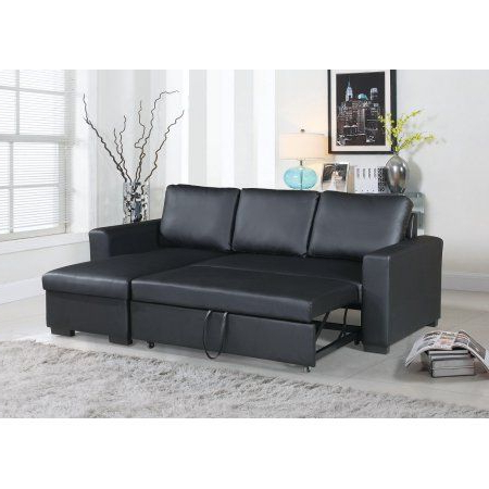 Easton Small Space Sectional Futon Sofas Inside 2018 Convertible Sectional Sofa Small Family Living Room (View 2 of 10)